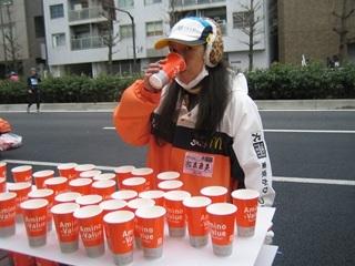 東京マラソン当日。 003.JPG