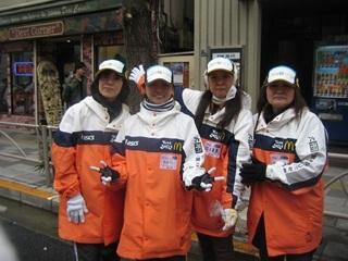 東京マラソン当日。 004.JPG